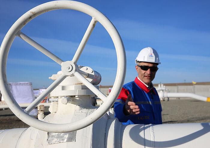 عملیات تزریق گاز به صنایع شمال غرب فسا آغاز شد