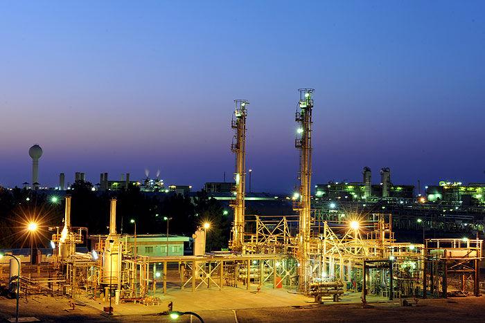 اجرای طرح تفکیک گازهای ورودی به فازهای پالایشگاه فجرجم