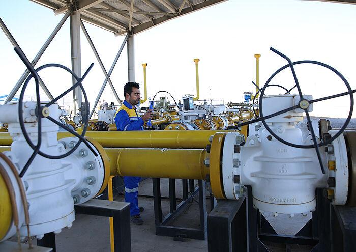 گازرسانی به نیروگاهها و صنایع عمده بیش از ۸ میلیارد مترمکعب افزایش یافت