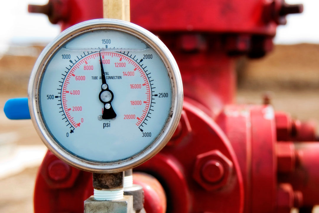 مصرف روزانه گاز کشور ۵۵ میلیون مترمکعب افزایش یافت
