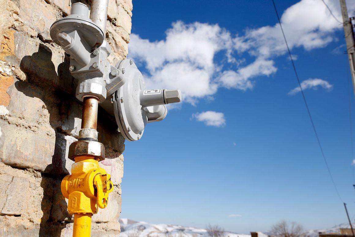 بهرهمندی ۹۶ درصدی استان زنجان از گاز طبیعی