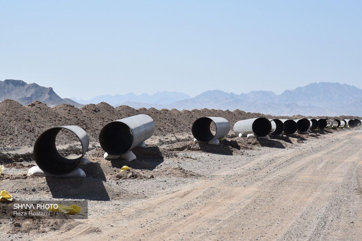 تعیین مسیر خط لوله یازدهم سراسری گاز طبق موازین پدافند غیرعامل است