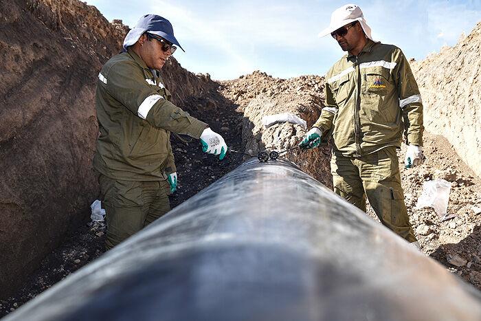 بیش از ۶۵۲ کیلومتر شبکه تغذیه و توزیع گاز در خراسان جنوبی اجرا شد