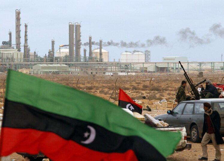 زیان مالی هنگفت لیبی در پی محاصره نفتی