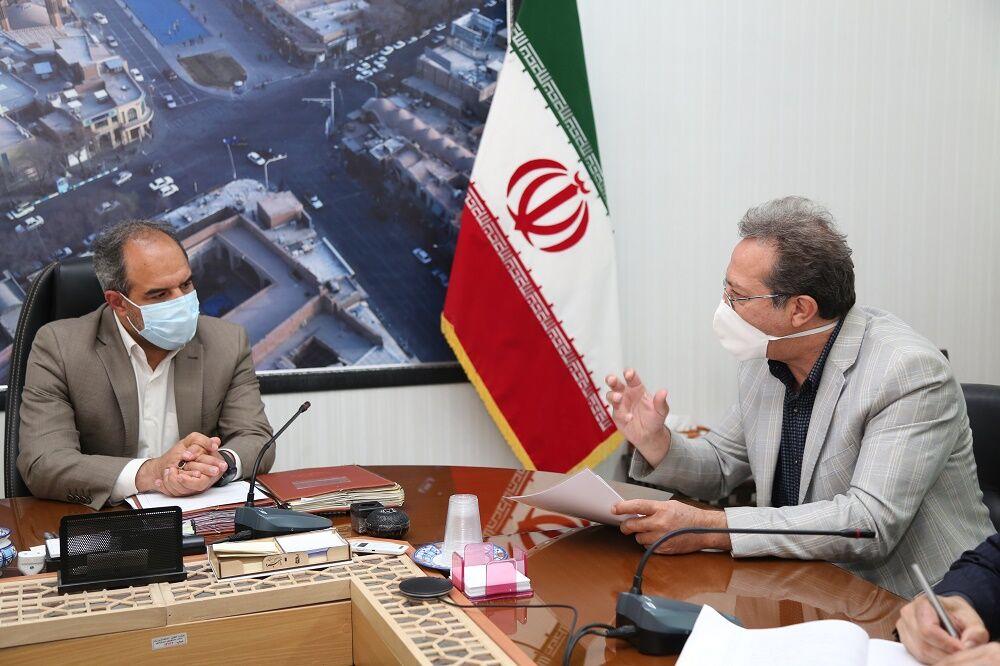 شرکت گاز یزد و سازمان نظام مهندسی ساختمان تفاهمنامه همکاری امضا کردند