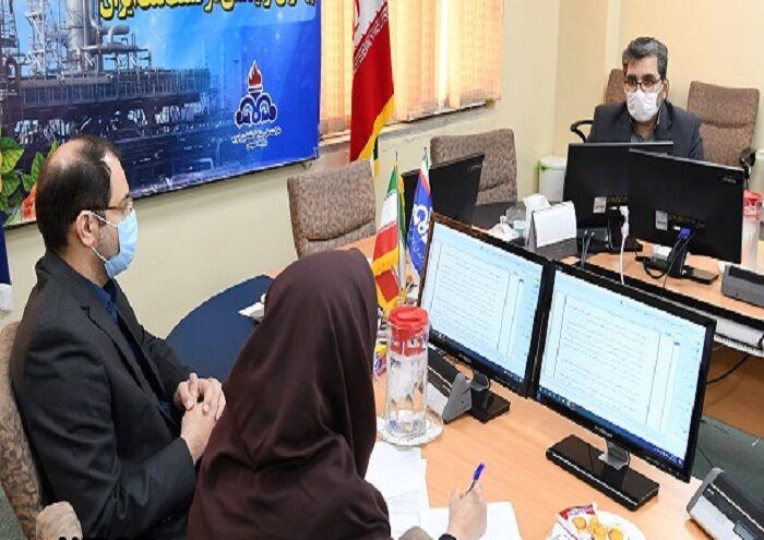 همکاری نفت و نیرو در اجرای طرحهای زیربنایی خوزستان