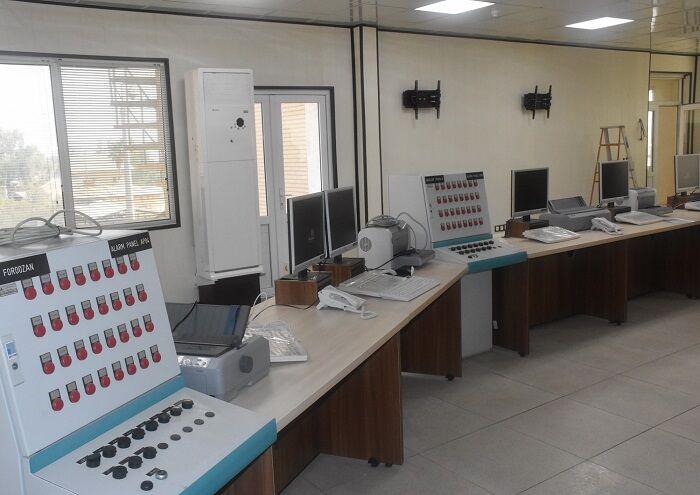 سامانه پیشرفته کنترلی DCS در کارخانه فروزان راهاندازی شد