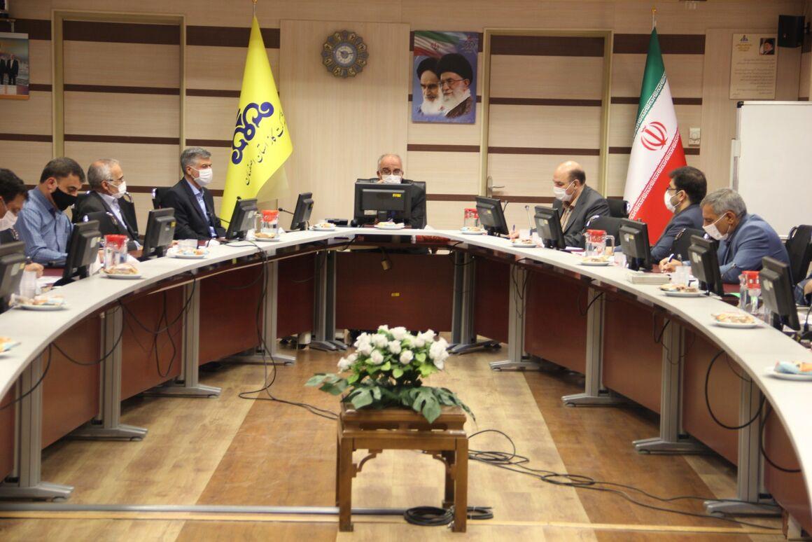 توافقهای جدید شرکت گاز اصفهان و سازمان نظام مهندسی ساختمان