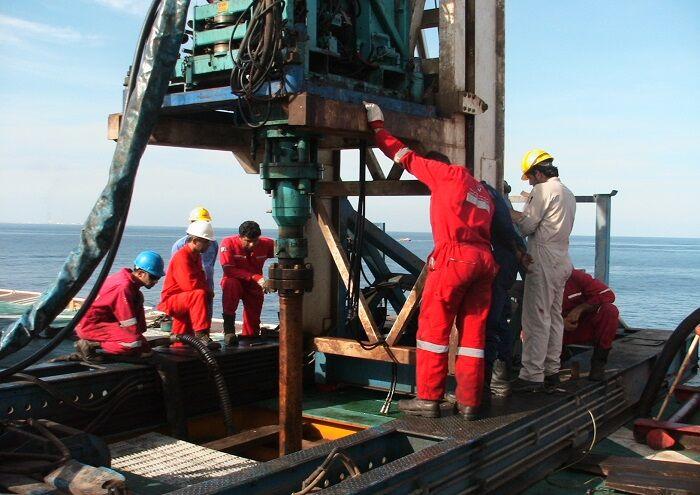 استفاده از مواد جلوگیریکننده در هرزروی چاههای خلیج فارس