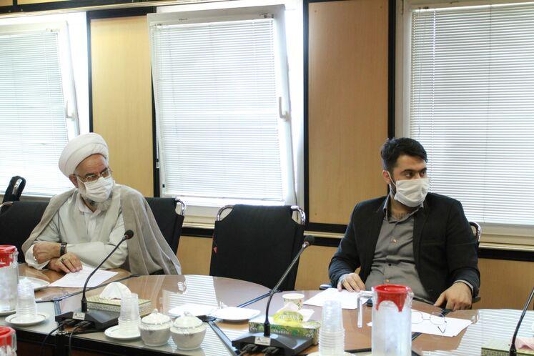 نشست دبیران و رابطان قرارگاههای فرهنگی ستاد اقامه نماز صنعت نفت