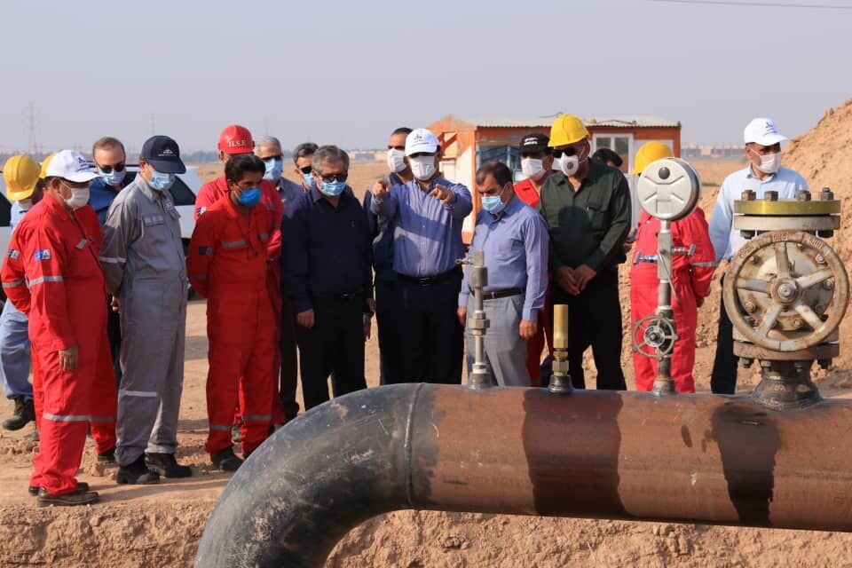 انجام اصلاحیههای طرح ملی نفت سنتزی در نفت و گاز آغاجاری