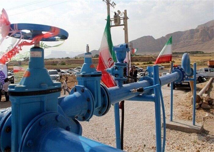 افزایش پمپاژ آب به روستاهای مجاور تأسیسات آغاجاری
