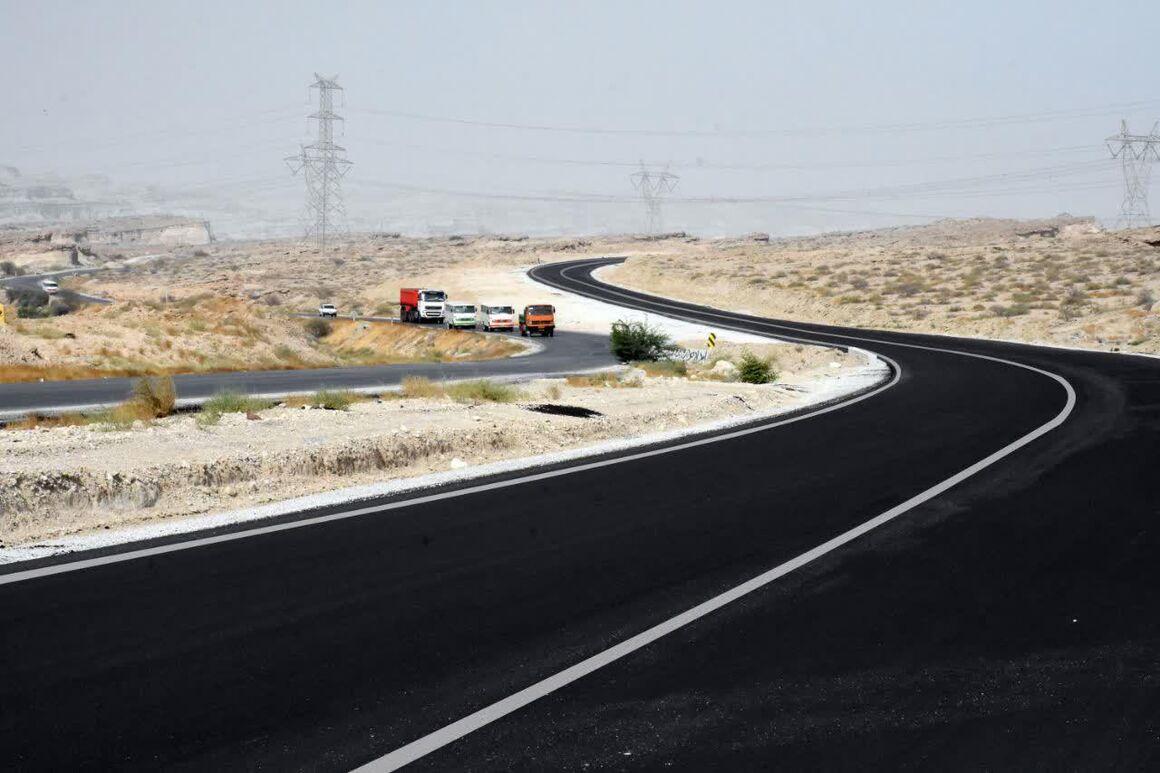 بزرگراه پالایشگاه نفت بندرعباس راهاندازی شد