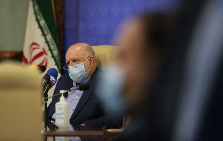 بیژن زنگنه،وزیر نفت