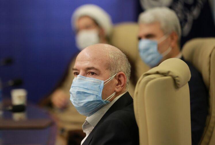 حسن منتظر تربتی، مدیر عامل شرکت ملی گاز ایران