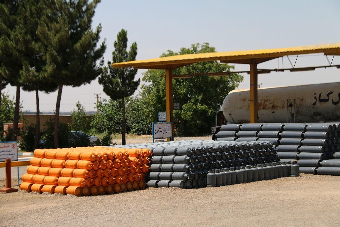گاز مایع در استان قزوین الکترونیکی توزیع میشود