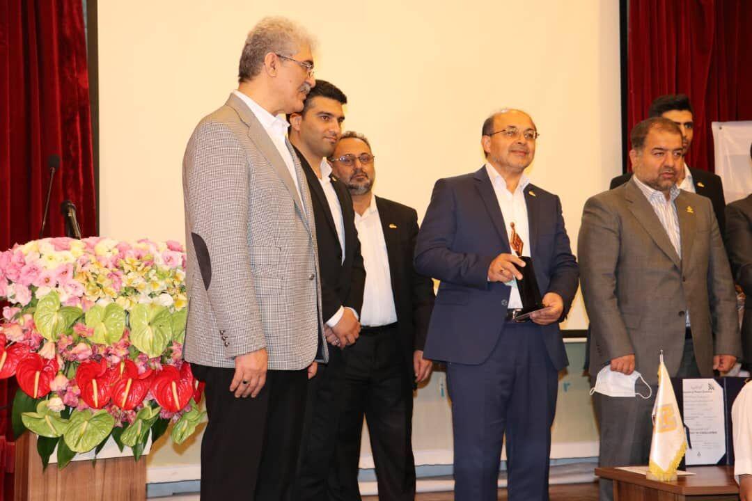 SRU  ایلام در میان پروژه برتر کشور قرار گرفت