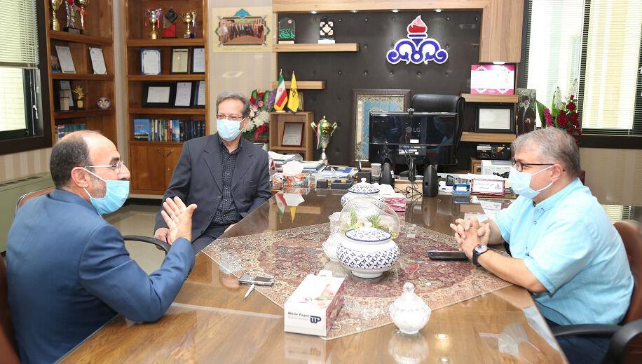 گازرسانی به ۲۷ شهرک و ناحیه صنعتی در استان یزد