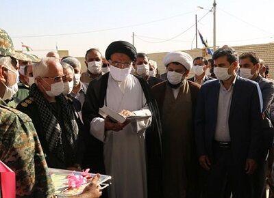 نفت و گاز کارون در روستای صفیره مسجد ساخت