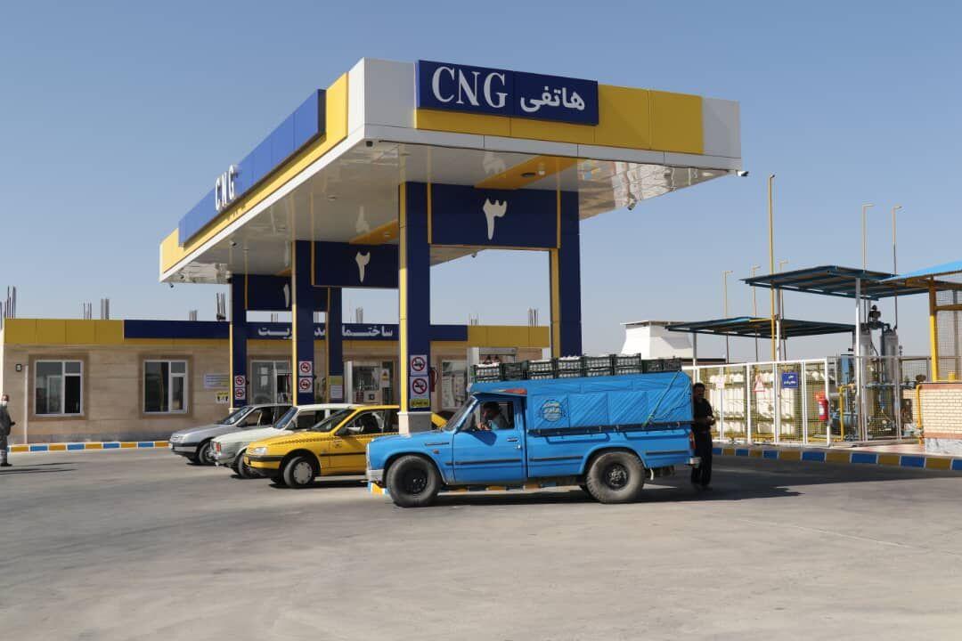 بهرهبرداری از ۲ جایگاه عرضه سوخت در منطقه میاندوآب
