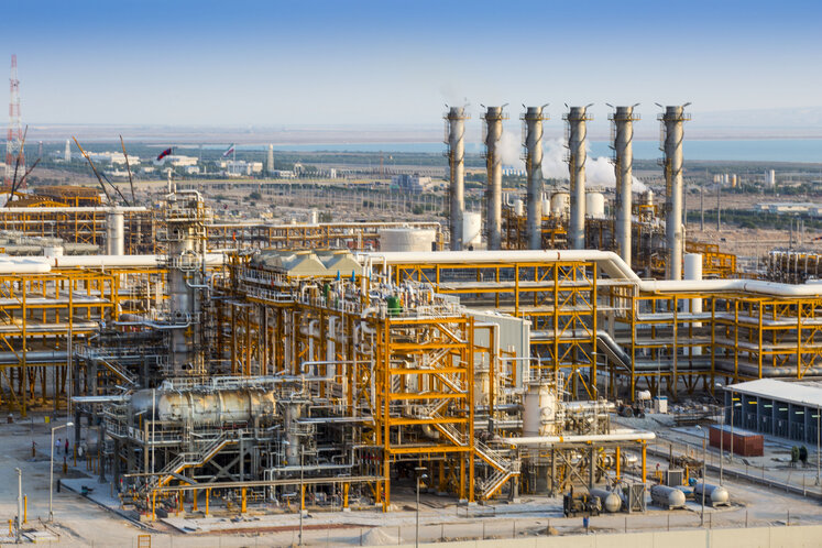 ظرفیت فرآورش گاز مجتمع گاز پارس جنوبی افزایش مییابد
