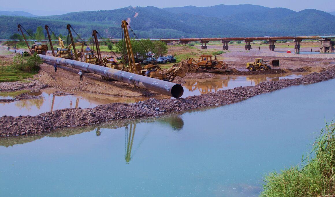 تعمیرات خط لوله زیر دریایی جنوب کشور پایان یافت