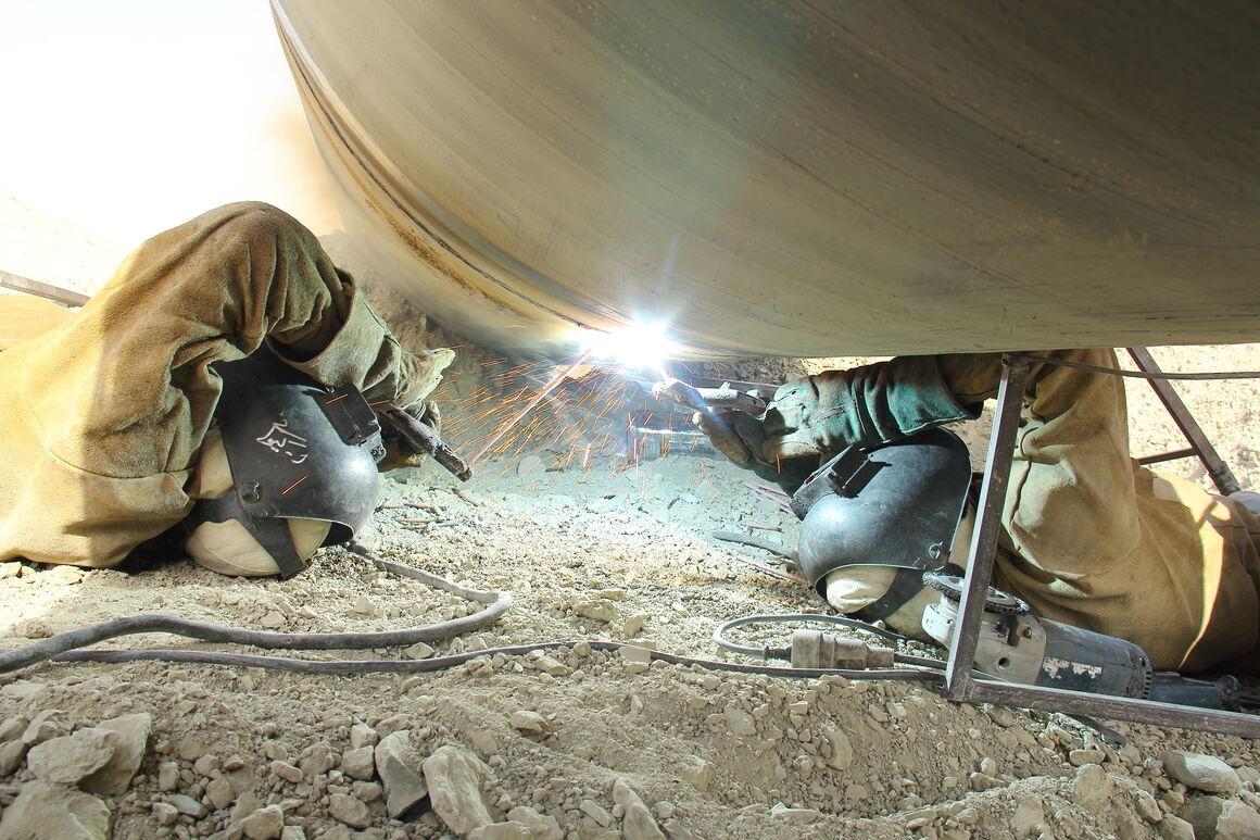 پایداری گاز  ۲ استان با بهرهبرداری از خط انتقال گاز سمنان - مازندران