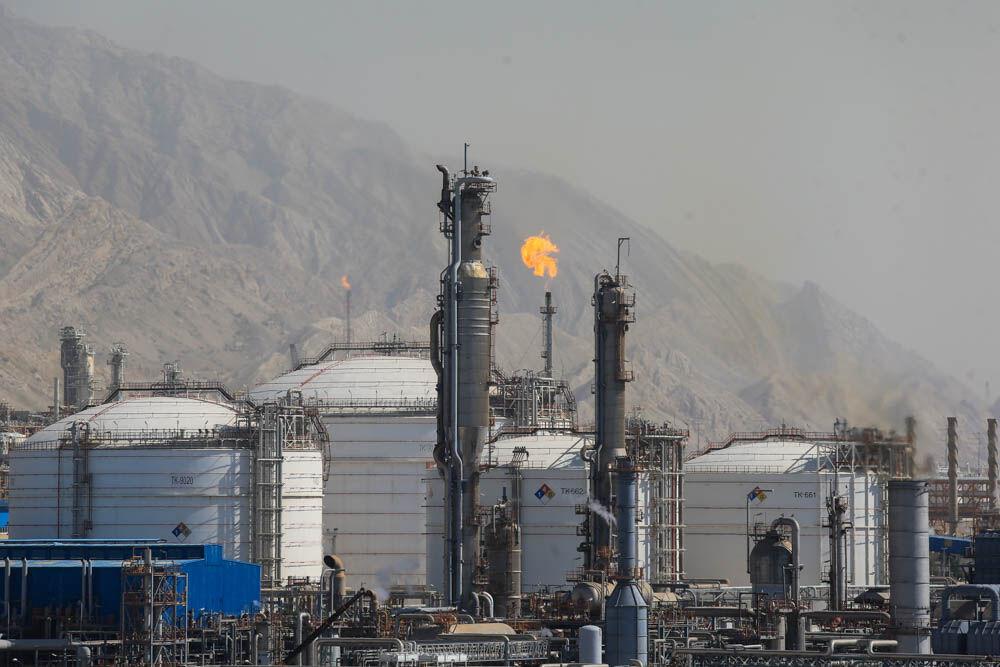 تولید بیش از ۱۳ میلیارد مترمکعب گاز در پالایشگاه یازدهم پارس جنوبی