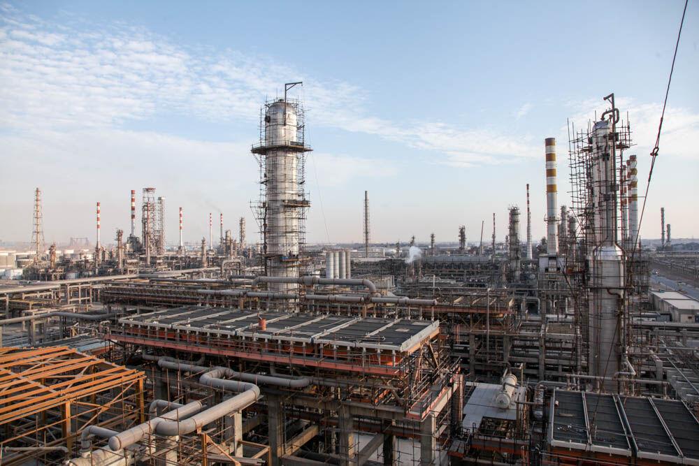 اتصال فاز ۱۴ به شبکه ارتباطی و اطلاعاتی مجتمع گاز پارس جنوبی