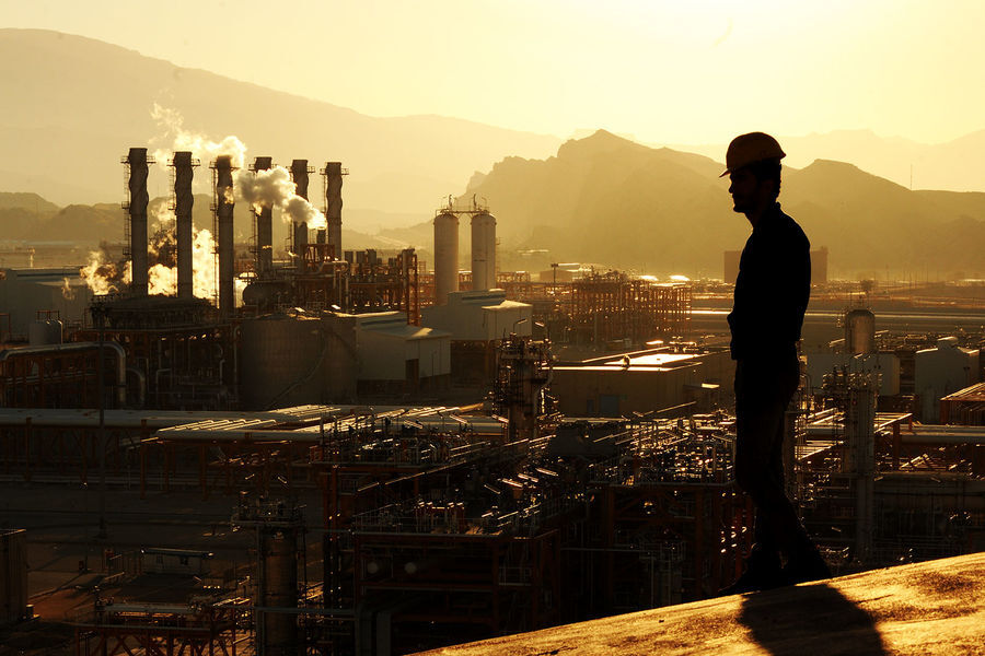 تحقق برداشت تکلیفی گاز از پارس جنوبی در سال ۹۹