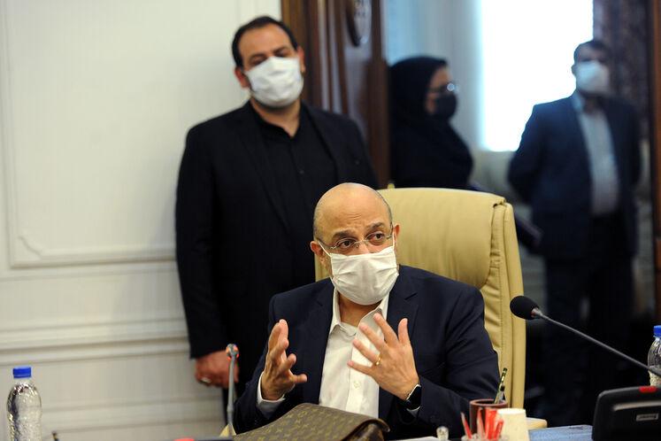 دیدار مردمی وزیر نفت