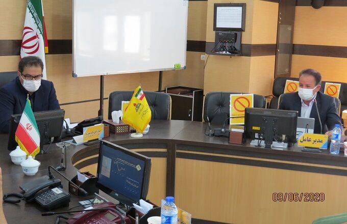 عملکرد قابل قبول پالایشگاه فجر جم در مقابله با ویروس کرونا