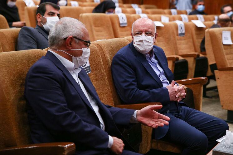 آیین بهرهبرداری و آغاز عملیات اجرایی طرحهای گازرسانی استان کرمانشاه