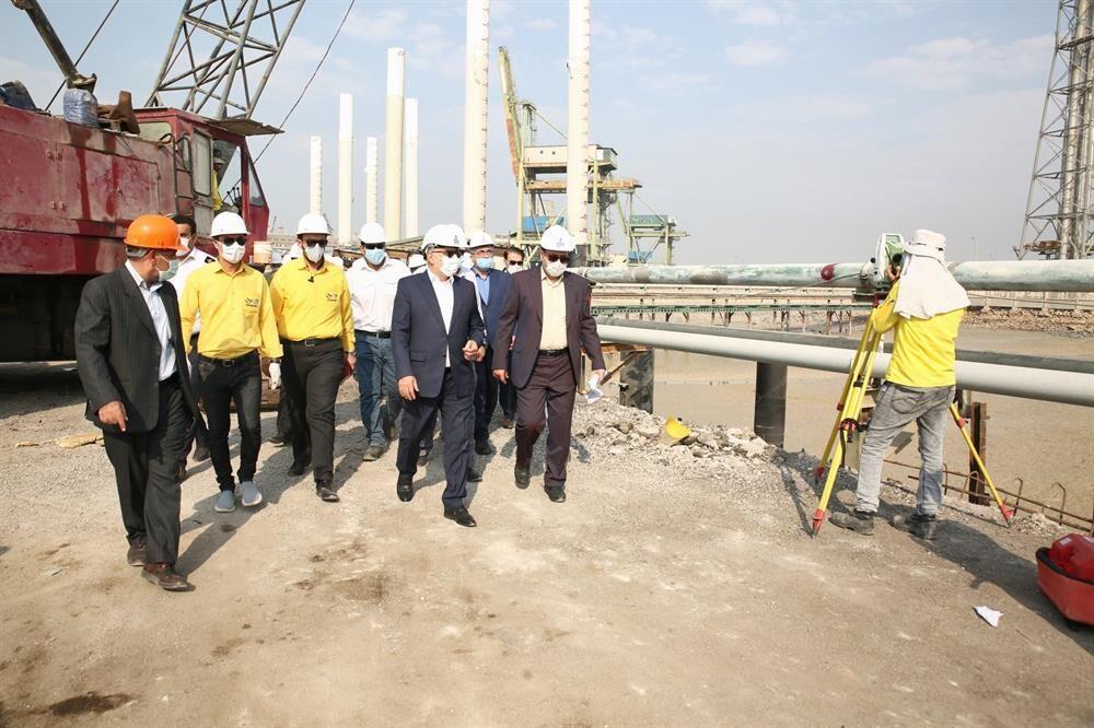 واحد نیمهصنعتی تولید پروپیلن از متانول با دانش فنی ایرانی عملیاتی شد