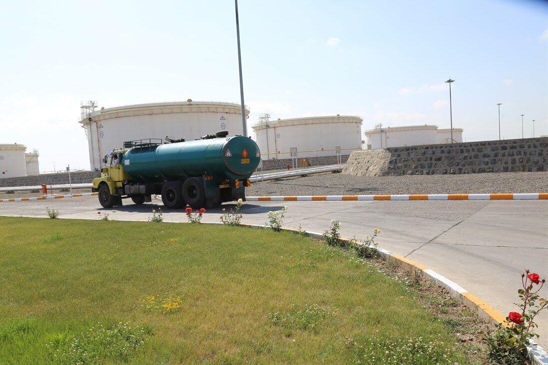 کاهش مصرف انواع فرآورده نفتی در استان اردبیل