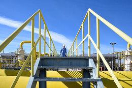 پشتیبانی منطقه یک عملیات انتقال گاز در انتقال تولید ملی