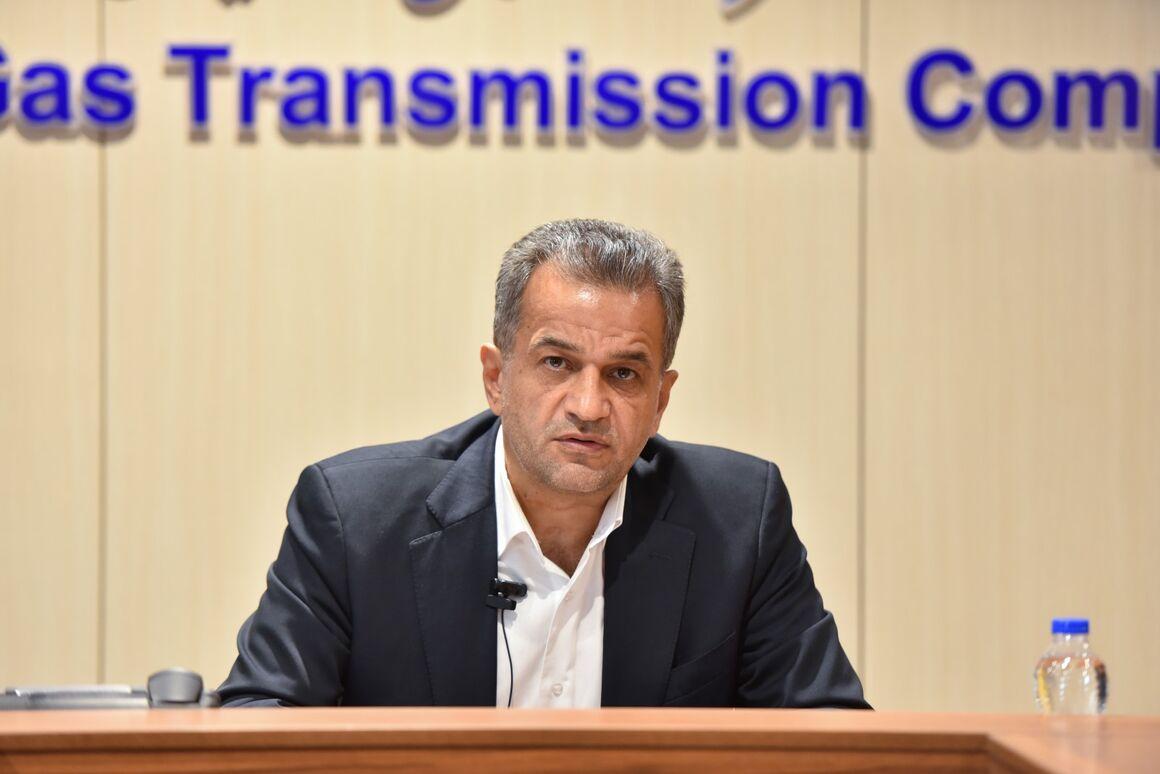ثبت رکوردی تازه در مقدار انتقال گاز ایران