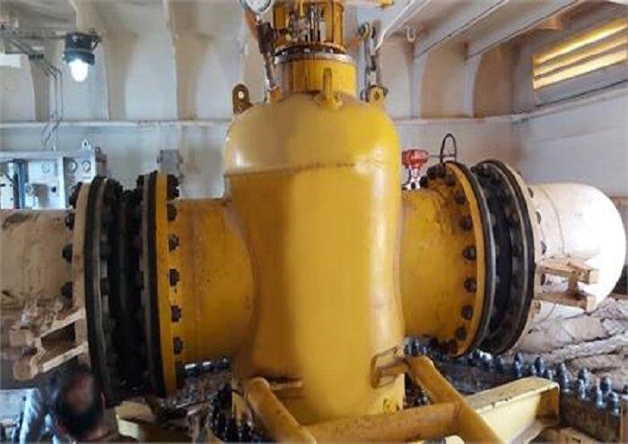 ساخت تجهیزی کاربردی در شرکت پایانههای نفتی