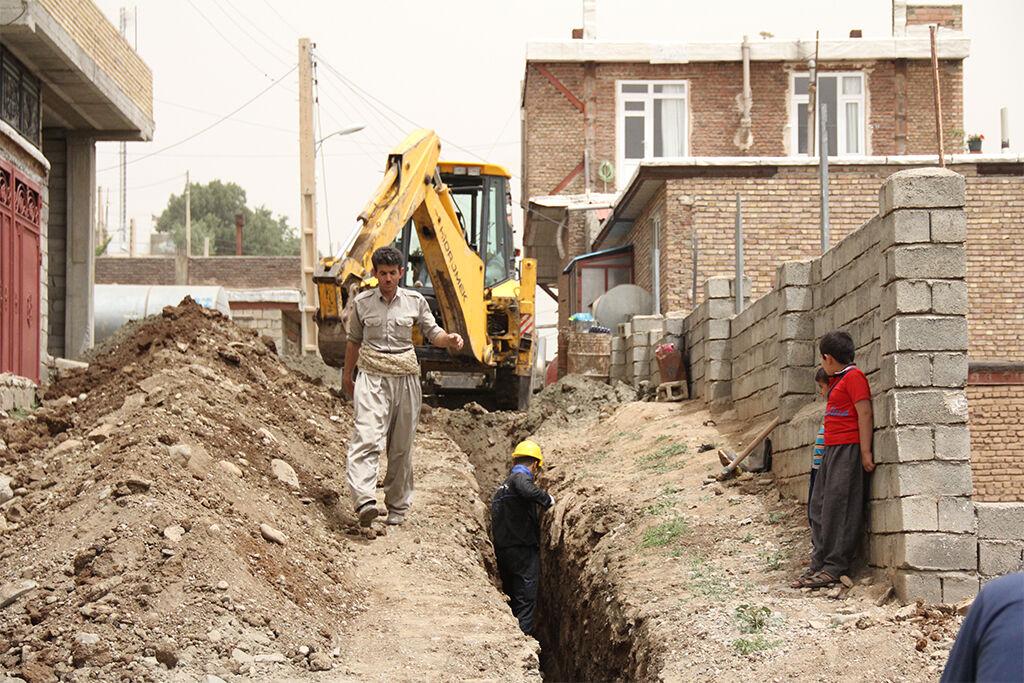 اجرای ۸۰۰ کیلومتر خطوط انتقال و شبکه گاز در استان کرمان