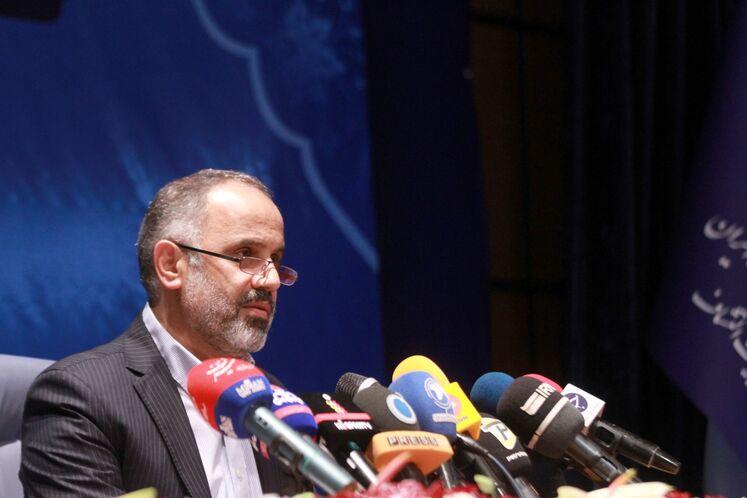 سید صالح هندی، مدیر اکتشاف شرکت ملی نفت ایران