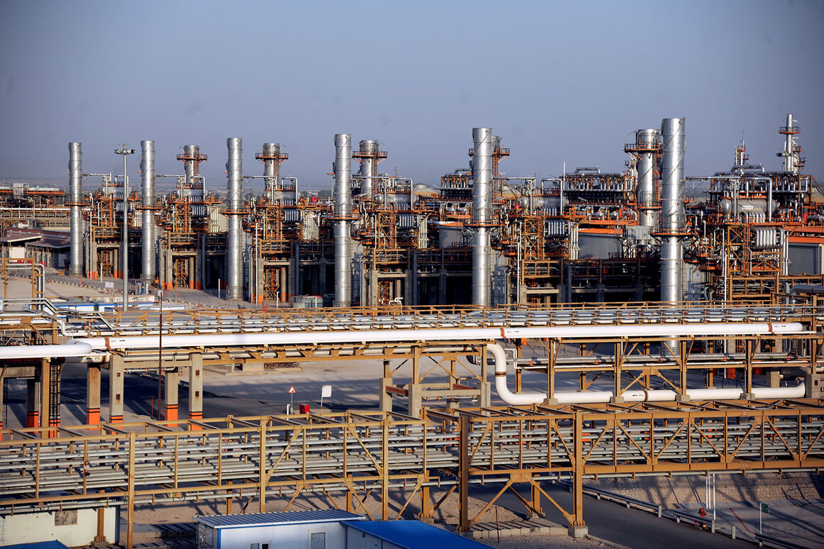 5th Shipment of Bidboland Persian Gulf Refinery Exported