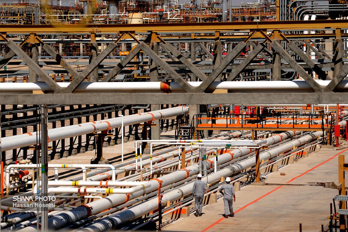 صادرات فرآوردههای پالایشگاه بیدبلند خلیج فارس آغاز شد