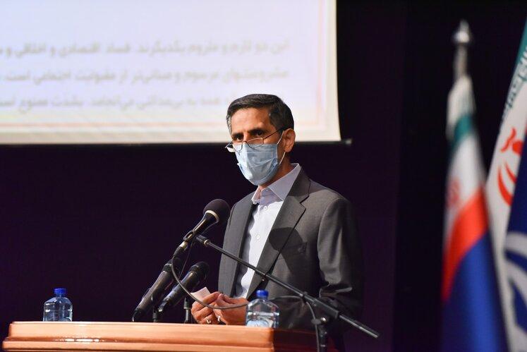 سعید محمدزاده، معاون توسعه و مهندسی وزارت نفت
