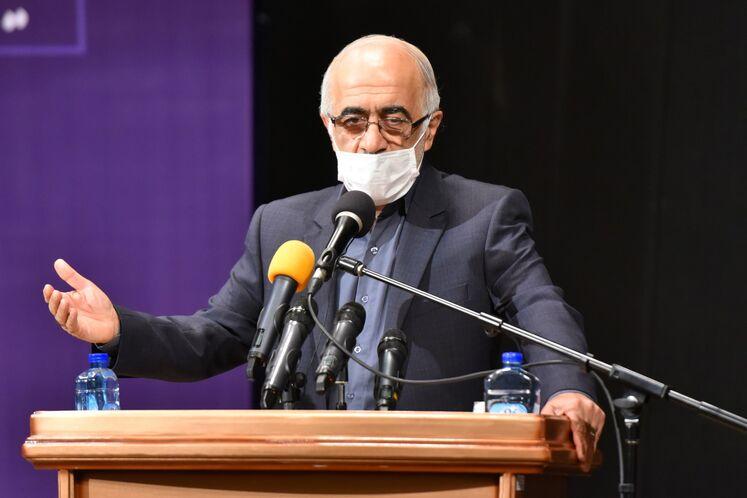 سید احمد معتمدی، رئیس دانشگاه صنعتی امیرکبیر