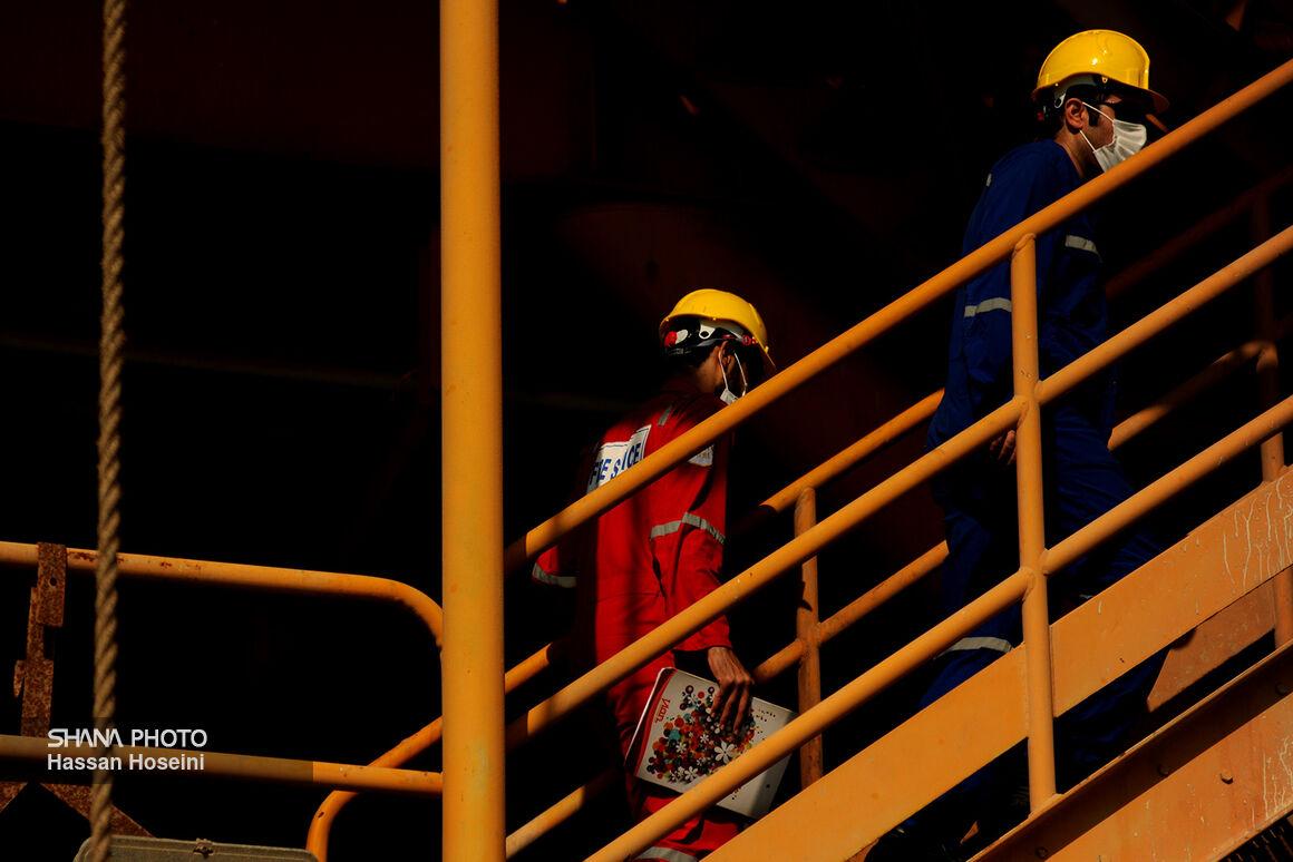 ابلاغ دستورعملهای جدید برای مقابله با کرونا در نفت فلات قاره