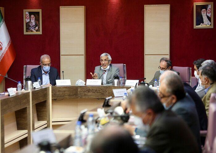 نشست مجمع رؤسای پژوهشگاههای دستگاههای اجرایی برگزار شد