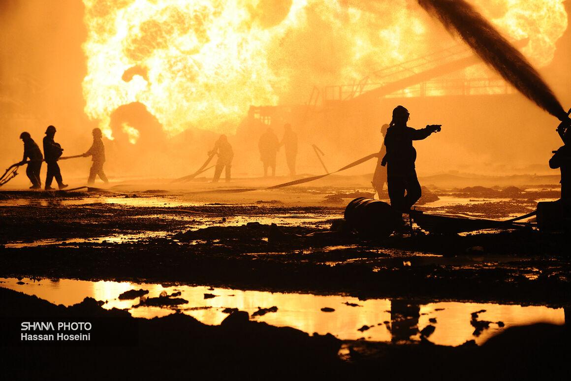 به مناسبت روز آتشنشان