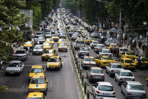 ۲۰۰ هزار خودرو مسافربر شخصی گازسوز میشود
