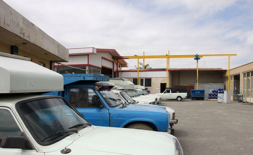 حدود ۴۵۰۰ خودرو عمومی در آذربایجان شرقی دوگانهسوز میشوند