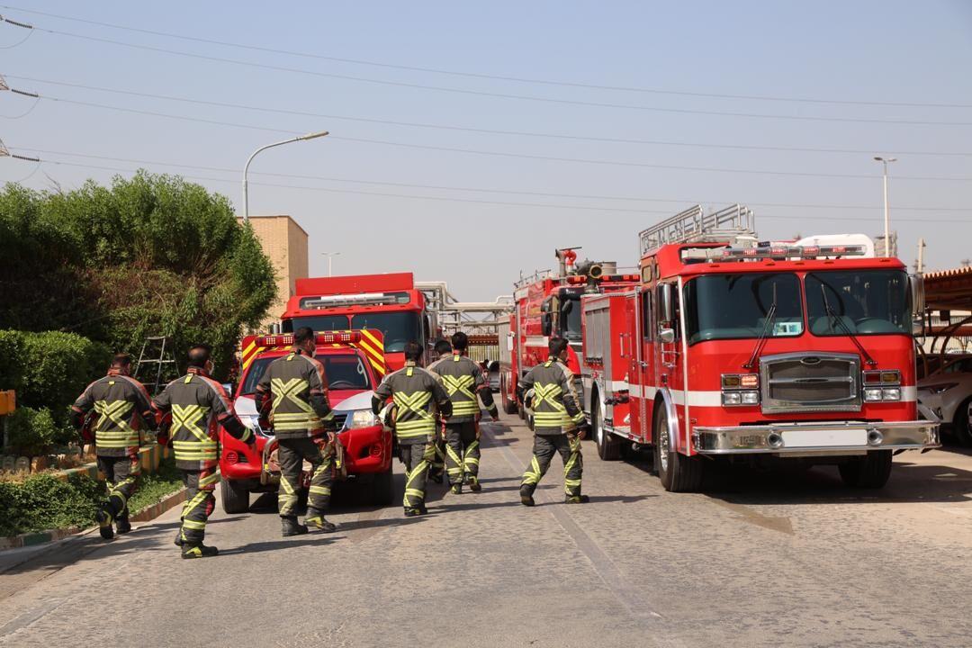 ضرورت حفظ آمادگی جسمانی و روحی آتشنشانان در بالاترین سطح